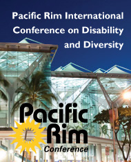 Pacific Rim International Conference on Disability and Diversity